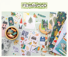 PREORDER DEPOSIT - Vicki Boutin Fernwood Weekend Event Kits